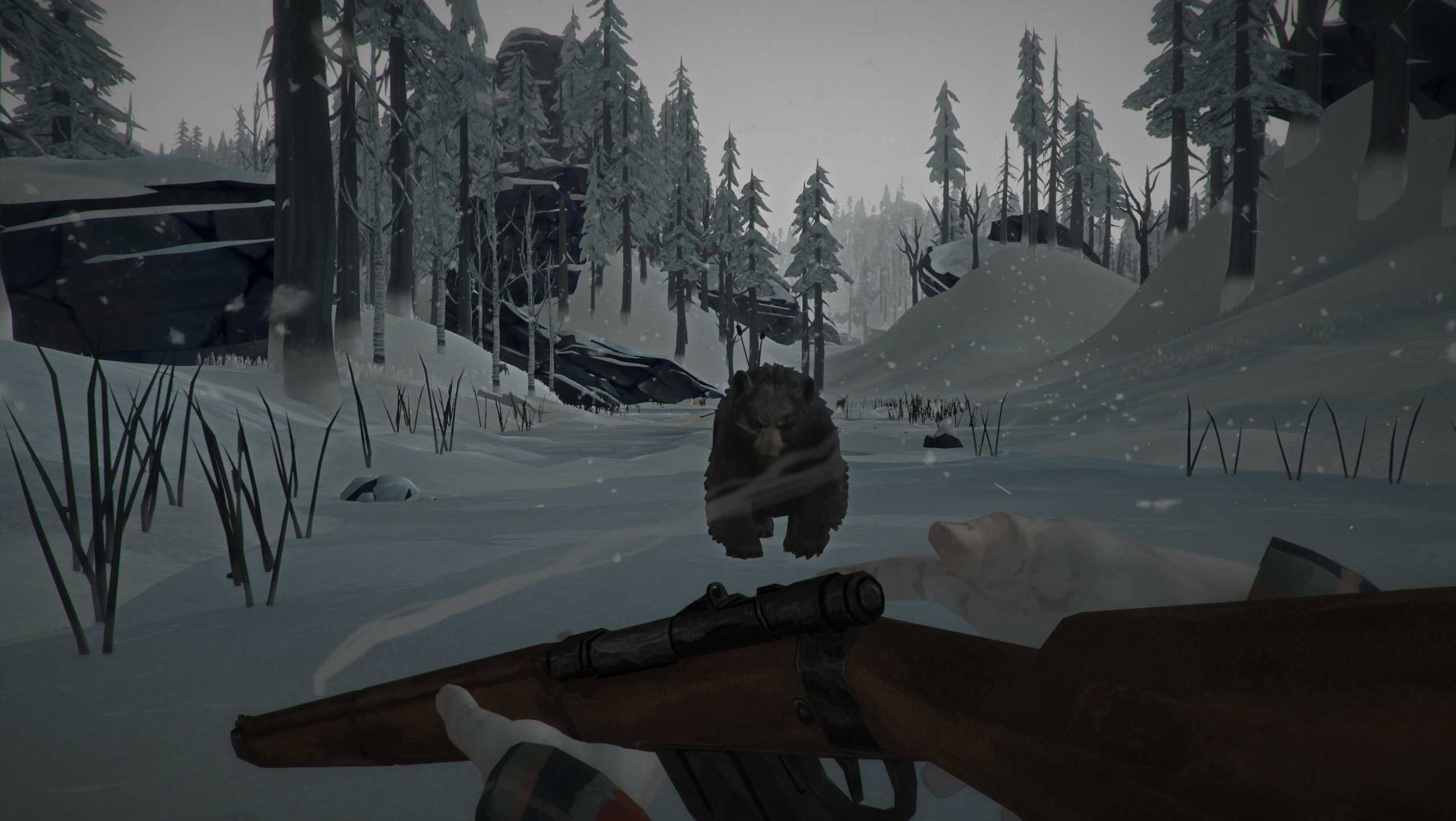 THE LONG DARK ESCAPTE THE DARKWALKER FREE DOWNLOAD