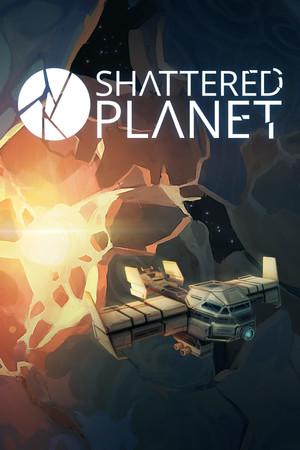Shattered Planet poster image on Steam Backlog