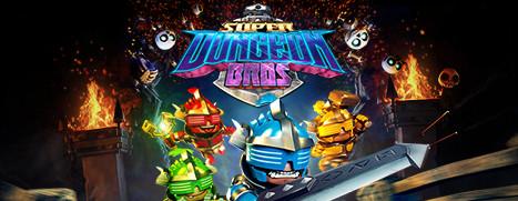 Super Dungeon Bros - 超级地牢兄弟