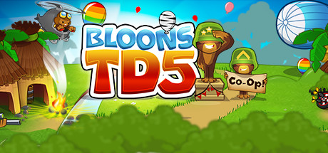 Bloons TD 5 on Steam Backlog