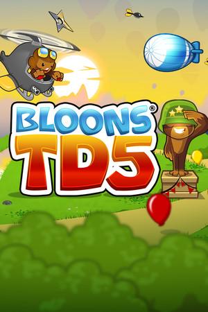 Bloons TD 5 poster image on Steam Backlog