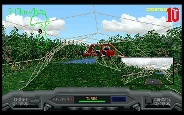Slipstream 5000 screenshot 3