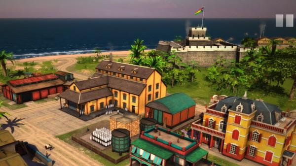 Скриншот №4 к Tropico 5 - The Big Cheese
