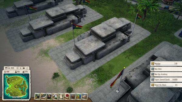 Скриншот №3 к Tropico 5 - T-Day