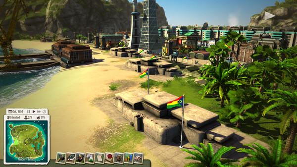 Скриншот №2 к Tropico 5 - T-Day