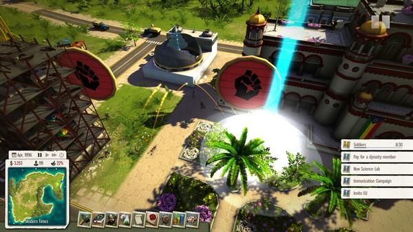 Скриншот №5 к Tropico 5 - Supervillain