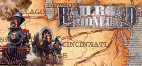 Game Banner Railroad Pioneer
