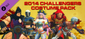 USFIV: 2014 Challengers Costume Pack