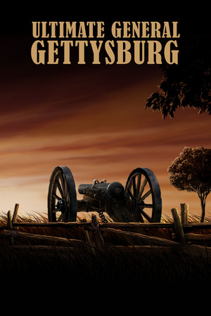 Ultimate General: Gettysburg poster image on Steam Backlog
