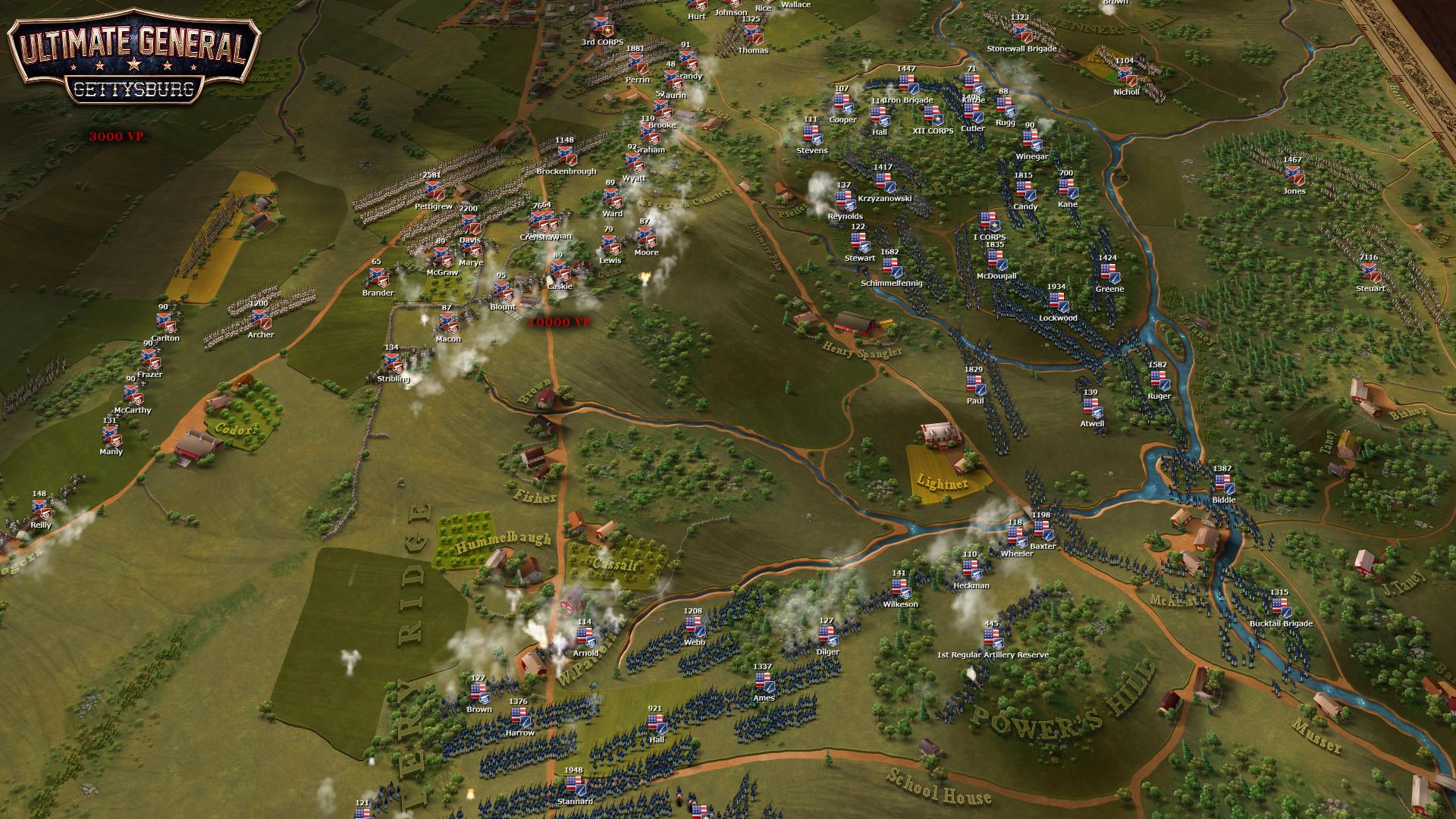 Ultimate general: gettysburg iphone game free. Download ipa for.