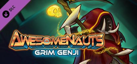 Awesomenauts Grim Genji Skin