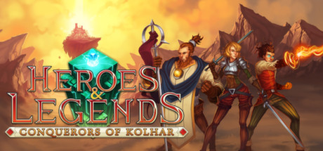 Heroes & Legends: Conquerors of Kolhar cover art