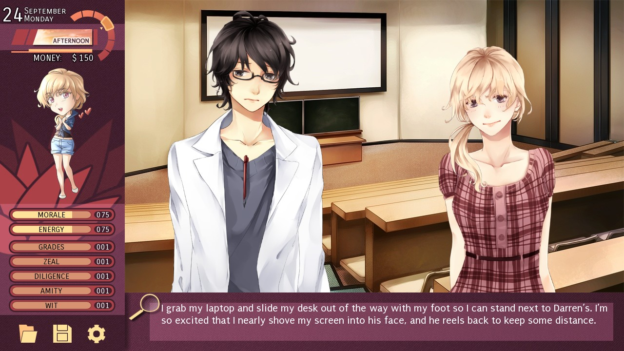 Free dating sims visual novels for mac