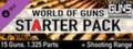 World of Guns: Starter Pack-dlc