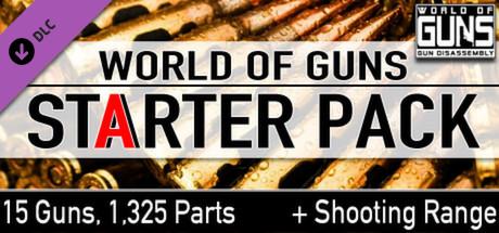 World of Guns:Starter Pack