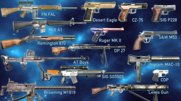 скриншот World of Guns:Starter Pack 0