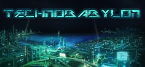 Technobabylon cover art