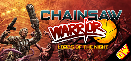 Game Banner Chainsaw Warrior: Lords of the Night