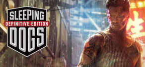 Sleeping Dogs: Definitive Edition cover art