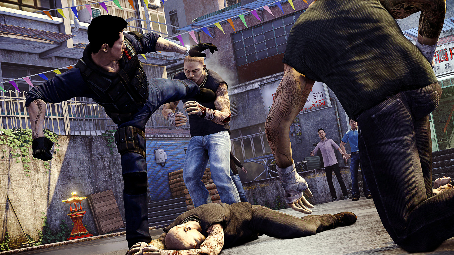 Sleeping Dogs Definitive Edition Multilenguaje ESPAÑOL PC (CODEX) 8