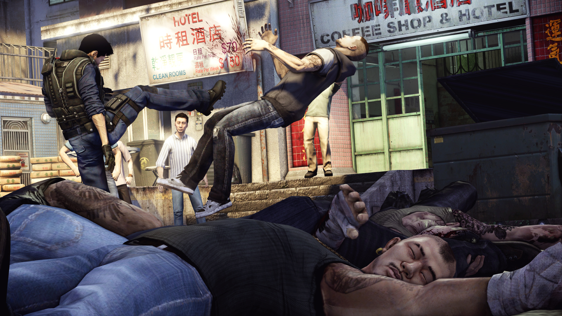 Sleeping Dogs Definitive Edition Multilenguaje ESPAÑOL PC (CODEX) 3