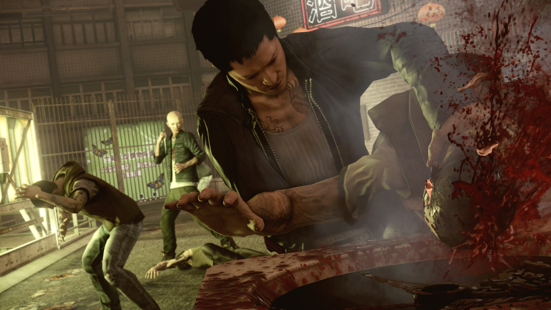 Sleeping Dogs Definitive Edition Multilenguaje ESPAÑOL PC (CODEX) 4