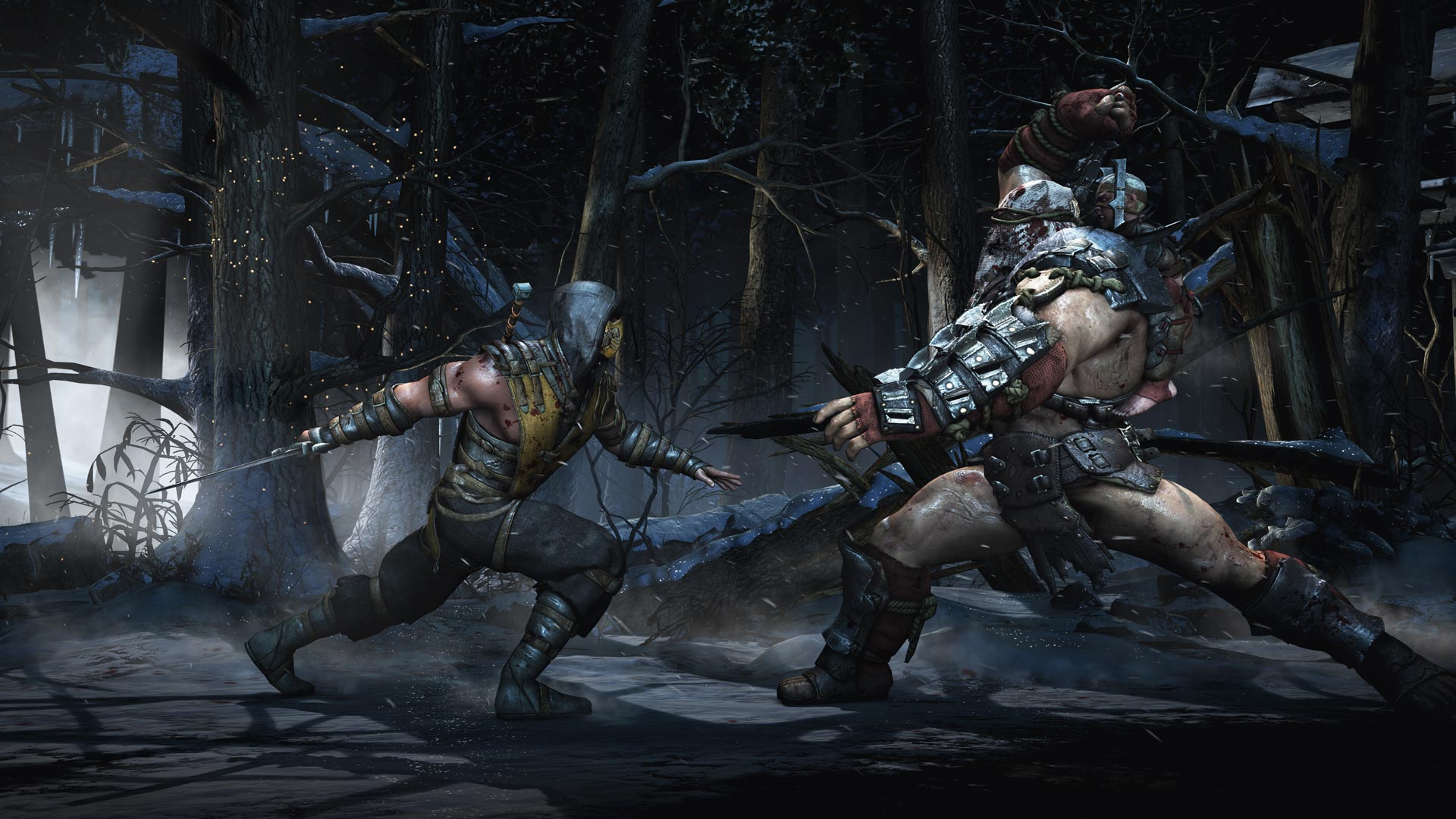 Mortal Kombat x online matchmaking