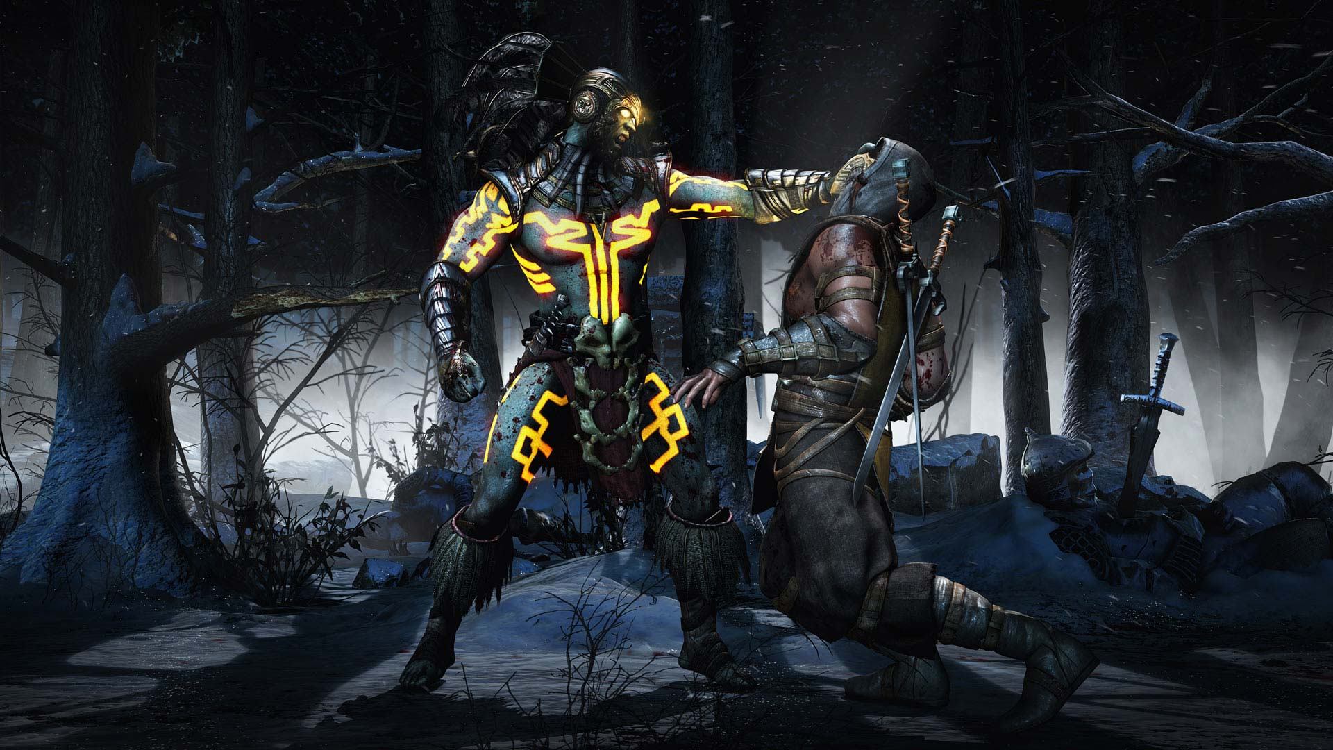 Mortal Kombat X ESPAÑOL PC Full PROPER + Update v20150908 (RELOADED) + REPACK 7 DVD5 (JPW) 4