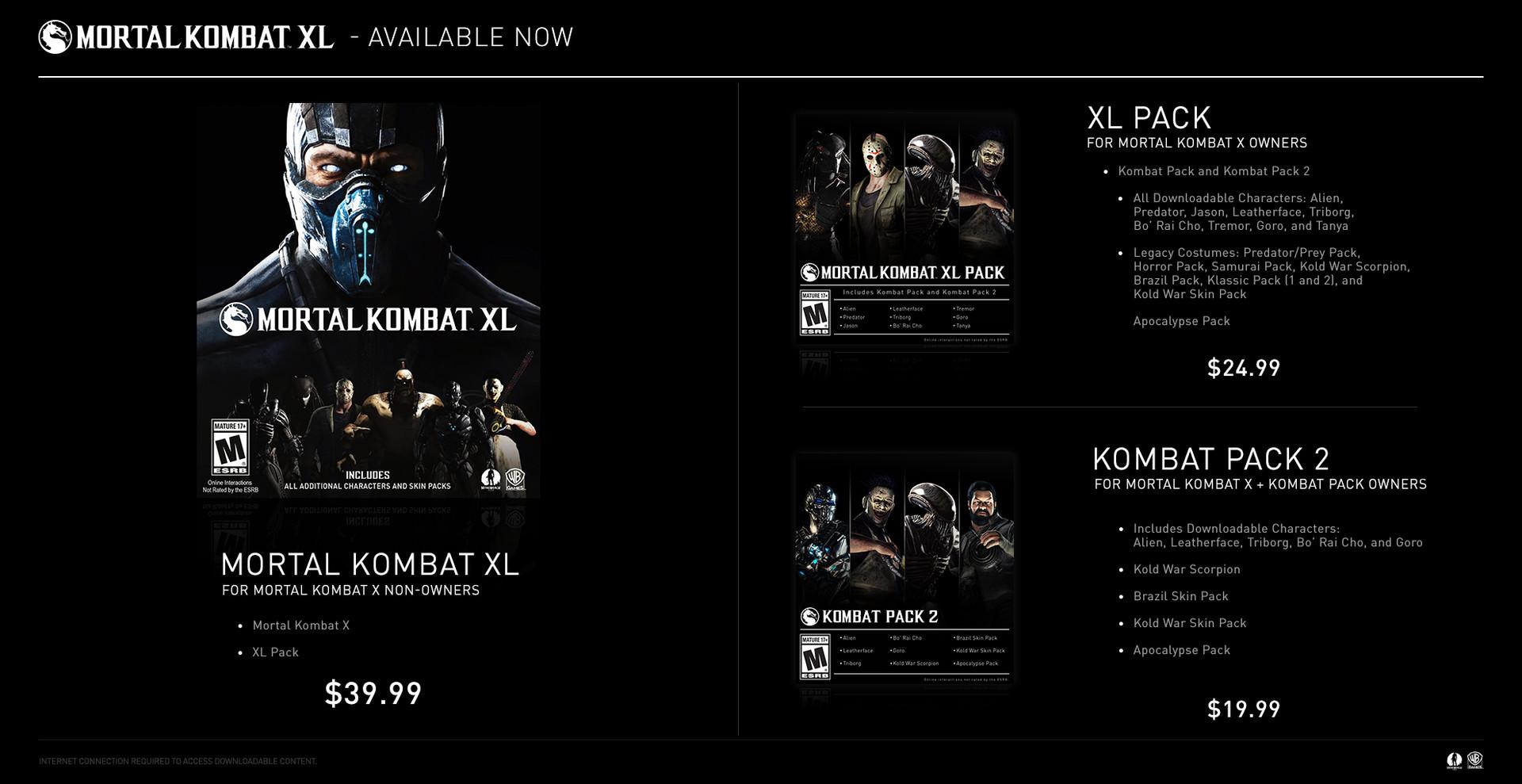 mortal kombat x pc version free download