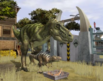 Wildlife Park 2 - Dino World