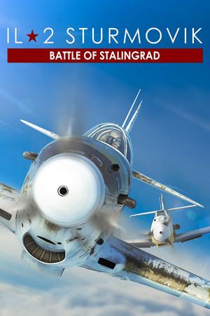 IL-2 Sturmovik: Battle of Stalingrad poster image on Steam Backlog