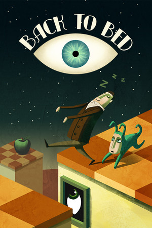 Back to Bed poster image on Steam Backlog