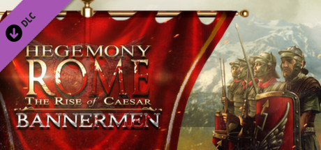 Hegemony Rome: The Rise of Caesar - Bannermen Pack