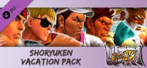 USFIV: Shoryuken Vacation Pack