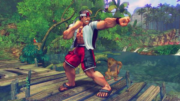 скриншот USFIV: Shoryuken Vacation Pack 4