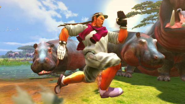 скриншот USFIV: Shoryuken Vacation Pack 2