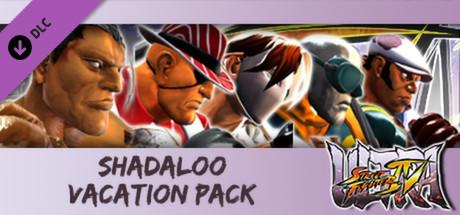 USFIV: Shadaloo Vacation Pack