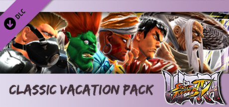 USFIV: Classic Vacation Pack