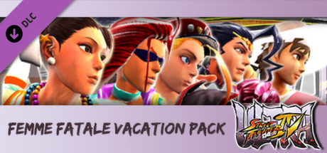 USFIV: Femme Fatale Vacation Pack
