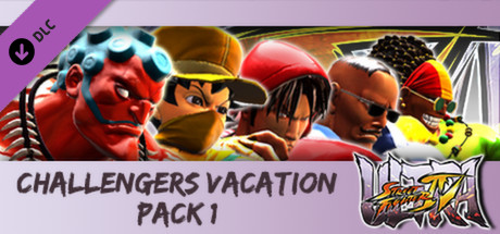 USFIV: Challengers Vacation Pack 1