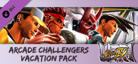 USFIV: Arcade Challengers Vacation Pack