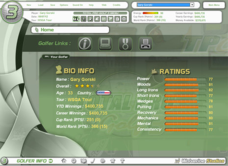Total Pro Golf 3