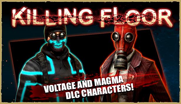 Killing floor - neon character pack codes