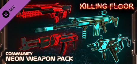 Killing Floor - Neon Weapon Pack