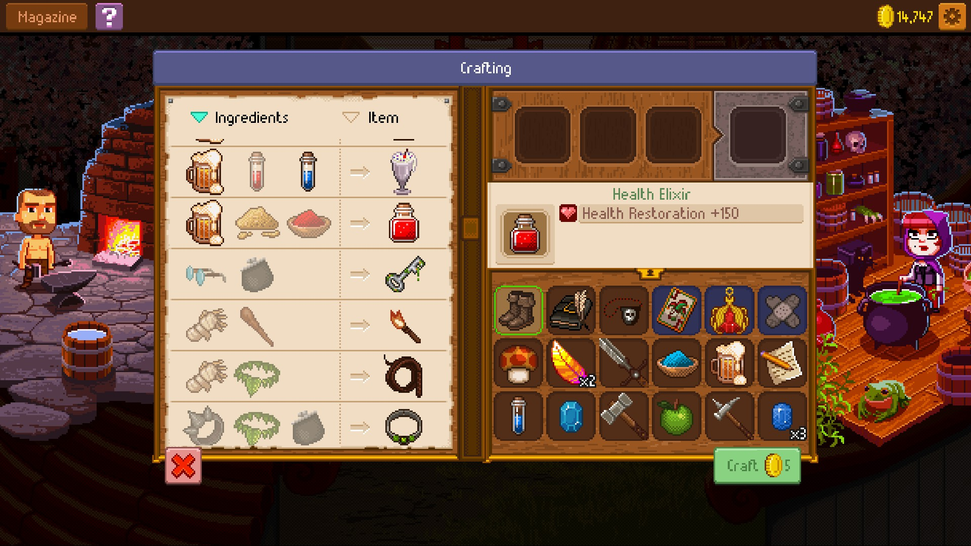Save 75% on Knights of Pen and Paper 2 on Steam