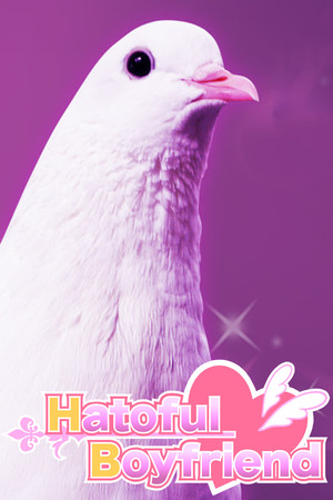 Hatoful Boyfriend poster image on Steam Backlog