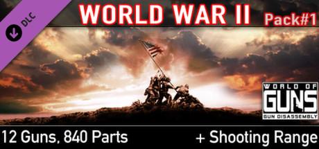 World of Guns:World War II Pack