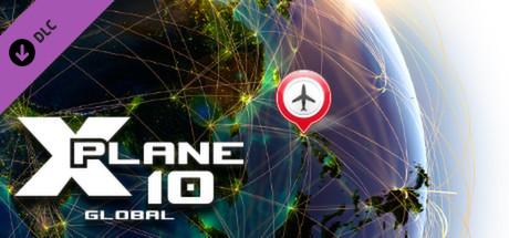 X-Plane 10 Global - 64 Bit - Asia Scenery