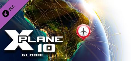 X-Plane 10 Global - 64 Bit - South America Scenery