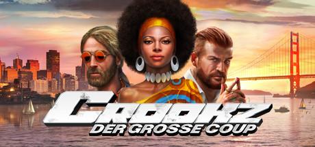 Game Banner Crookz - The Big Heist